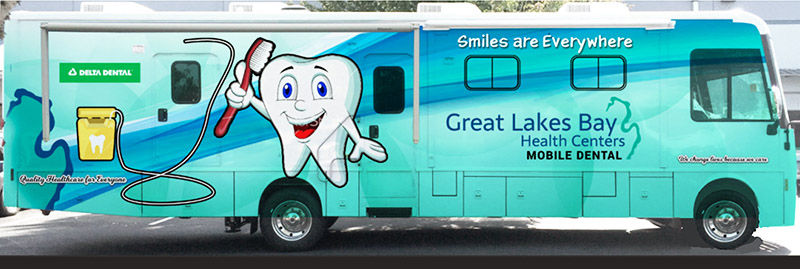 Smiles are Everywhere Mobile Dental Program