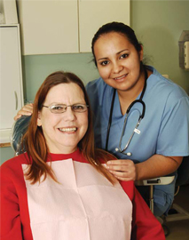 St. Elizabeth Ann Seton Dental Clinic