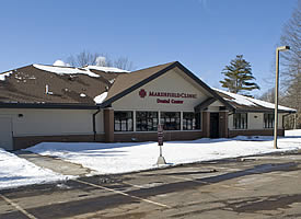 Marshfield Clinic - Park Falls Dental Center