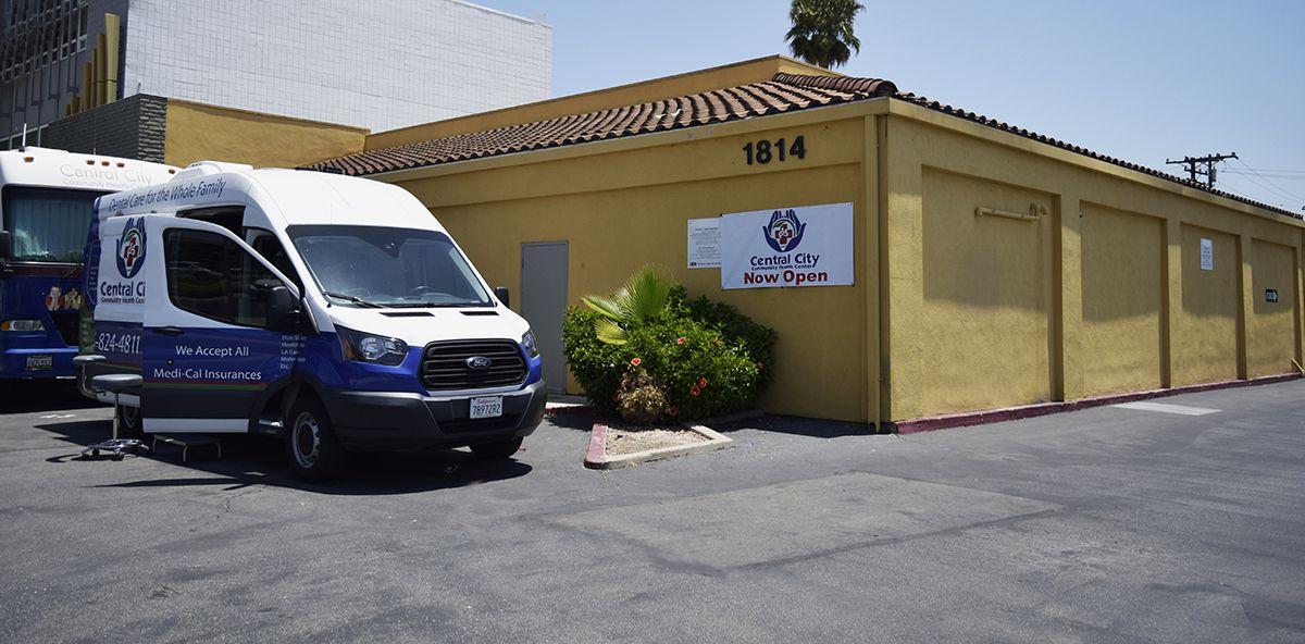 Central City Community Health Center Anaheim Lincoln