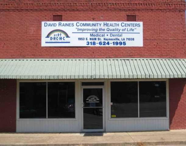 David Raines Community Health Centers Haynesville