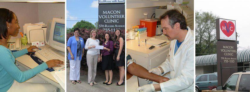 Macon GA Volunteer Clinic