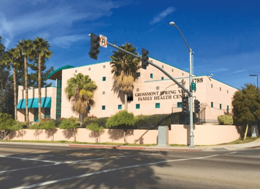 Grossmont Spring Valley Family Health Center Dental Care