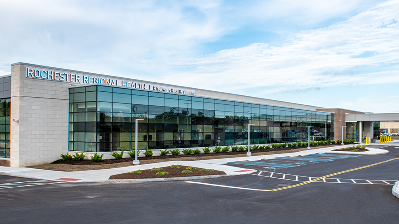 The Pluta Dental Center at Rochester General Hospital