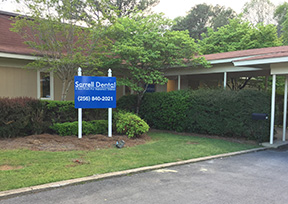 Sarrell Regional Dental Center Boaz