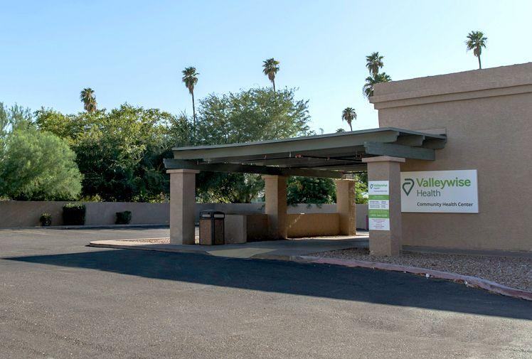 Valleywise Community Health Center - Mesa