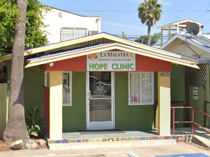 La Maestra Community Health Centers Hope Clinic
