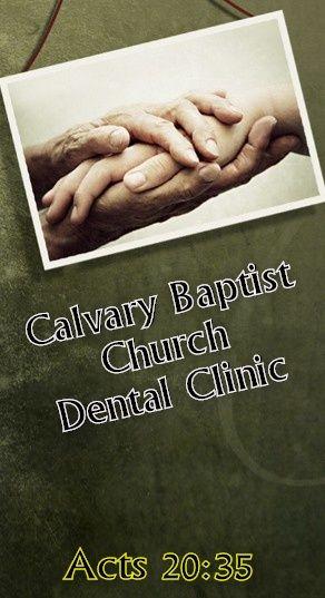 Lawton - Calvary Baptist Church Dental Clinic