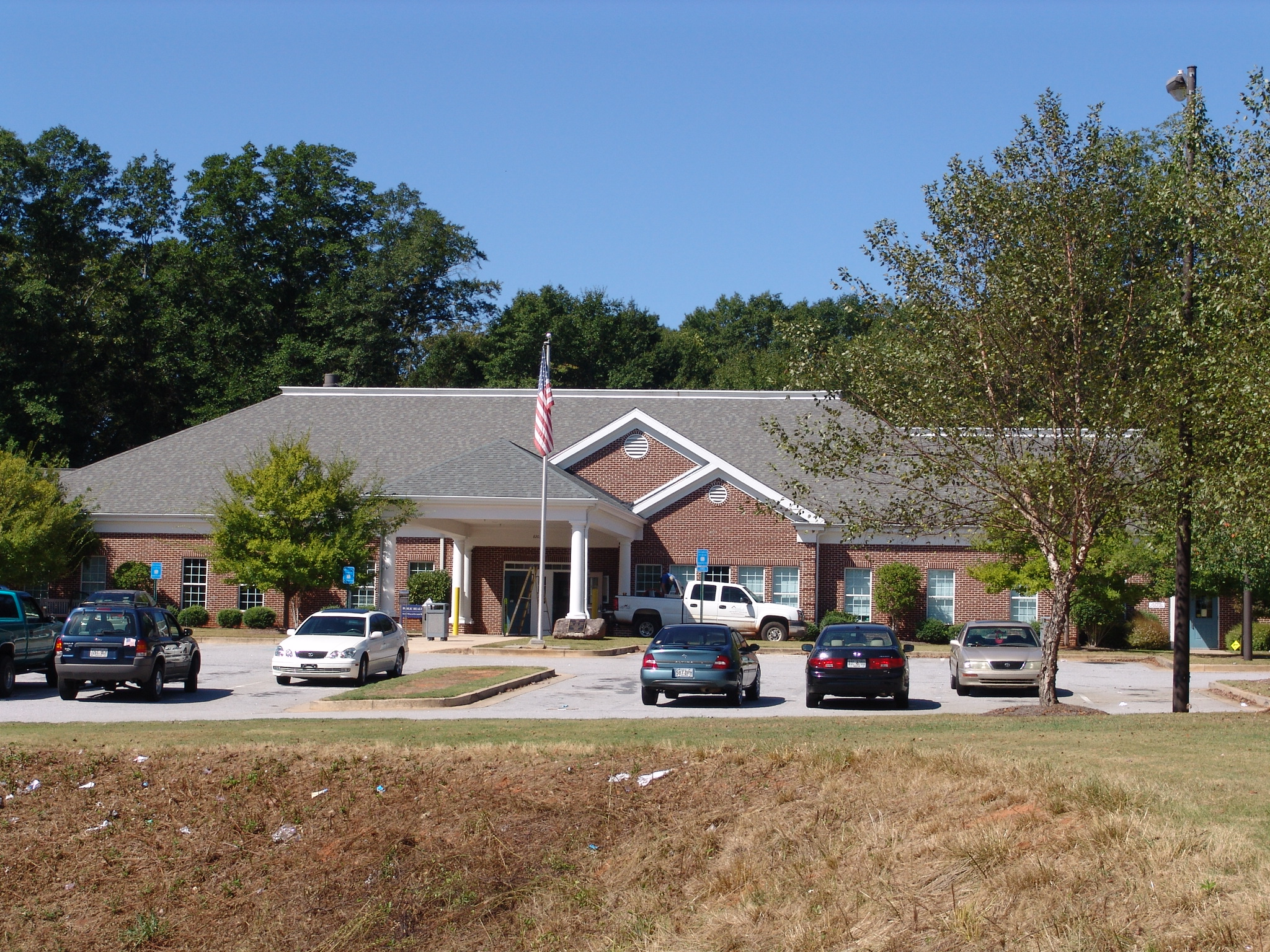 Newton County Health Department Newton County Health Center