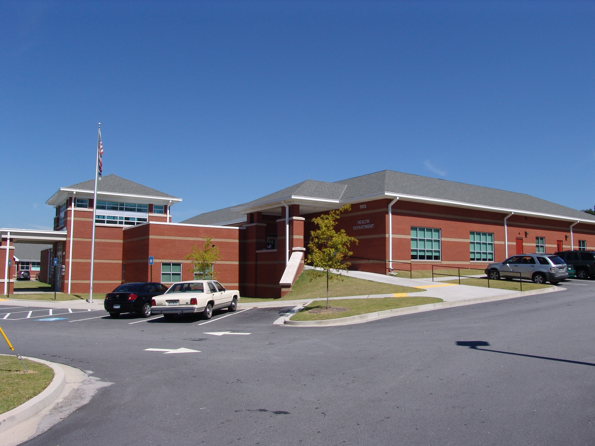 Rockdale County Health Department Health Center