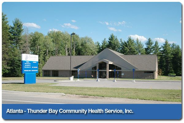 Thunder Bay Comm Health Service - Atlanta