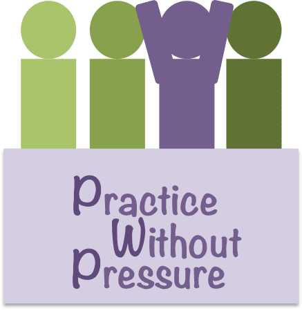 Practice Without Pressure