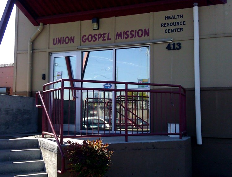 Olympia Union Gospel Mission Dental Clinic