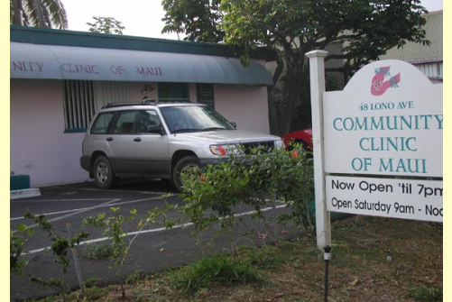 Community Clinic of Maui, Inc