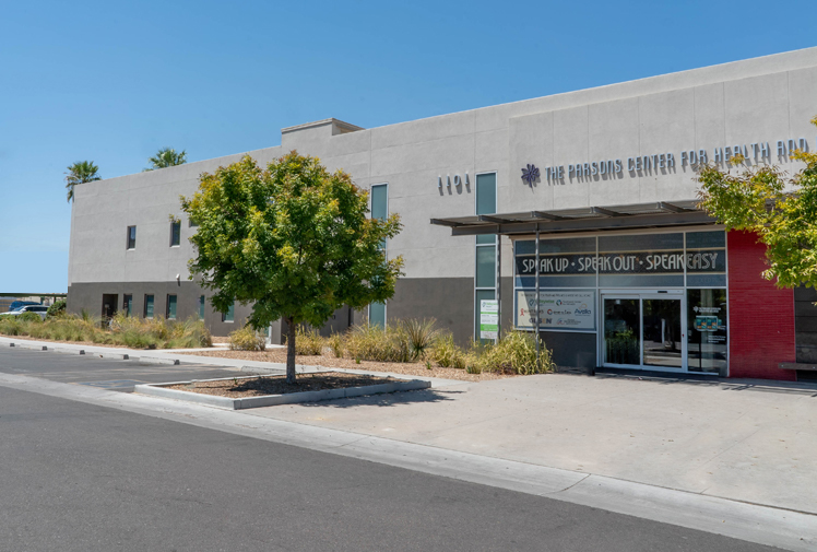 Valleywise Community Health Center - McDowell