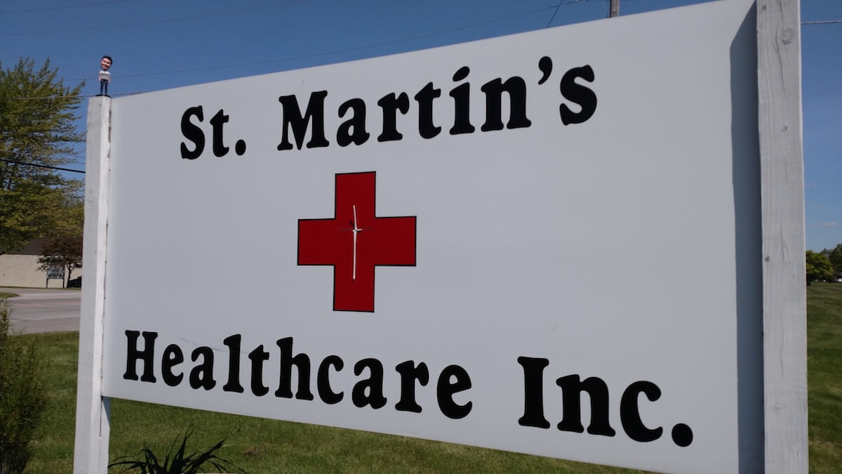St. Martin's Healthcare, Inc