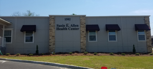 Susie E. Allen Health Center