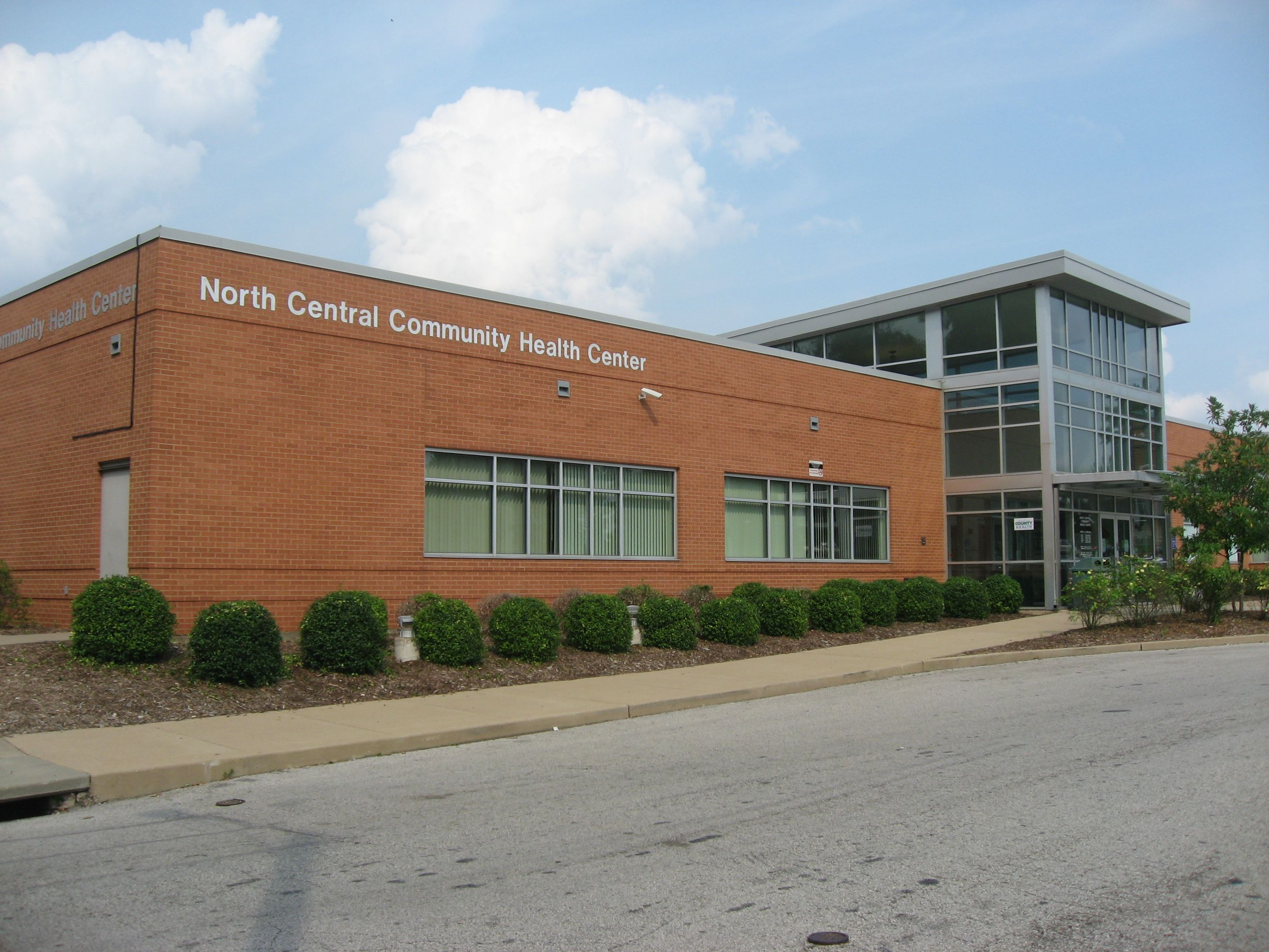 North Central Community Health Center (Pine Lawn)