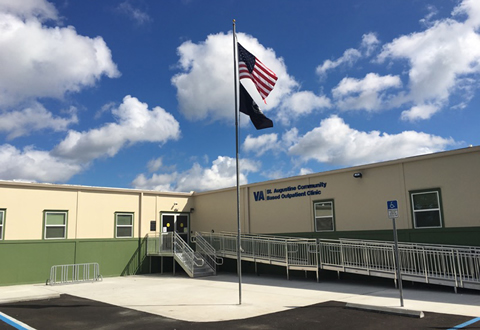Veteran Outpatient Clinic - St. Augustine