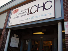 Lowell Community Health Center Dental Care Center