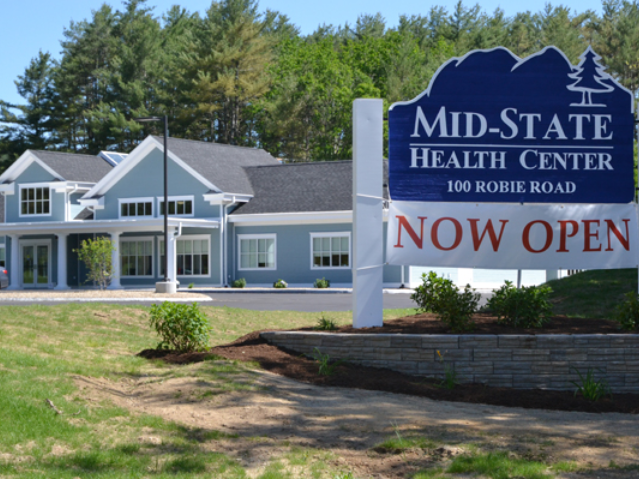 Mid-State Health Center - Bristol Office