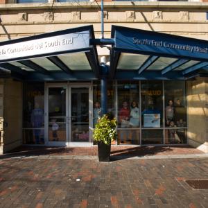 South End Community Health Center - Main Center