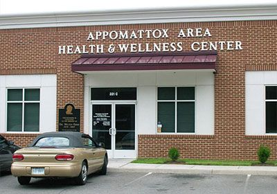 Appomattox Area Health and Wellness Center