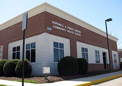Hopewell-Prince George Community Health Center