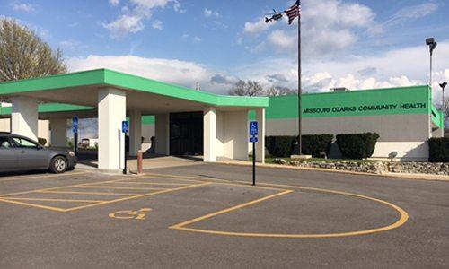 Missouri Ozarks Community Health - Mansfield Clinic