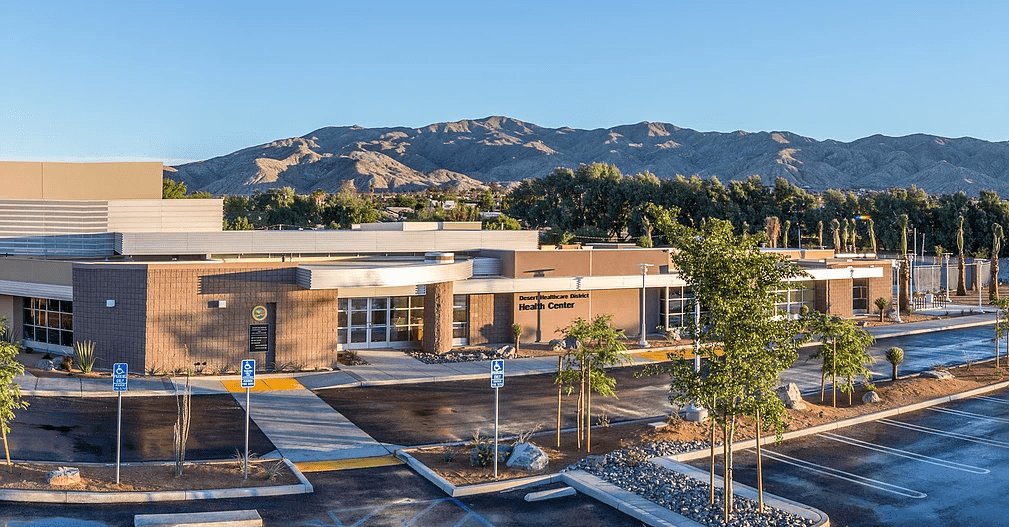 Desert Hot Springs Health and Wellness Center
