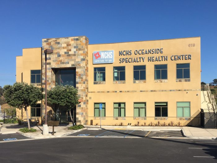 Oceanside Specialty Health Center