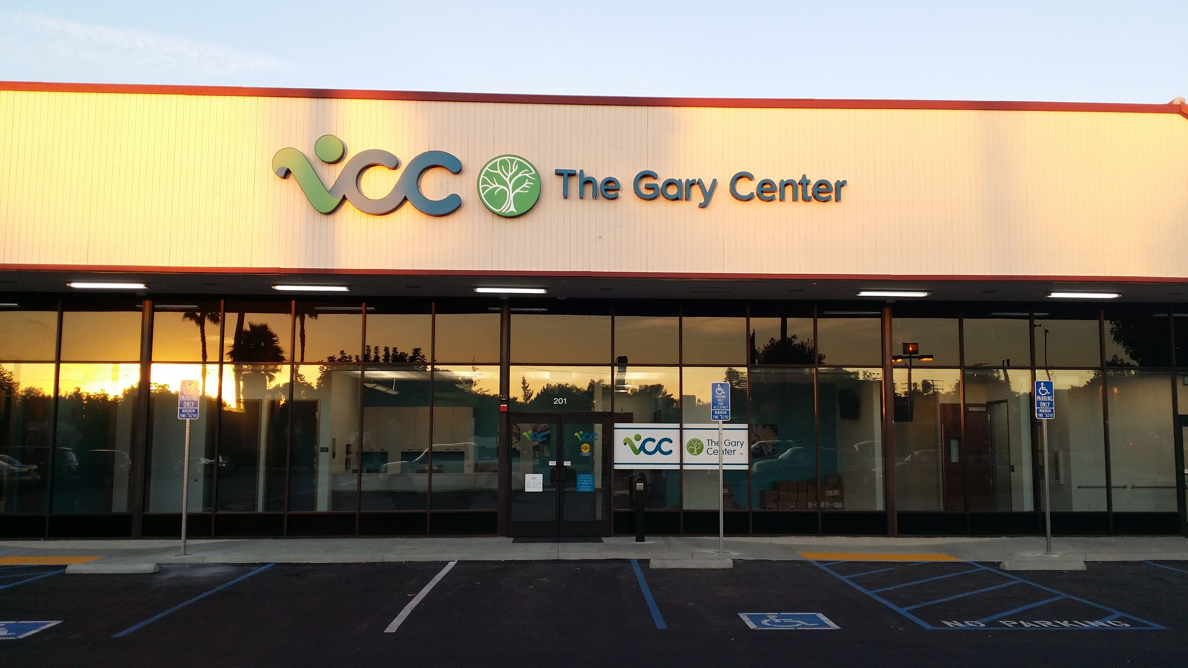Vista Community Clinic - The Gary Center