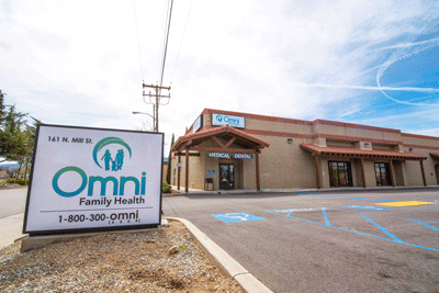 Omni Family Health Tehachapi Dental