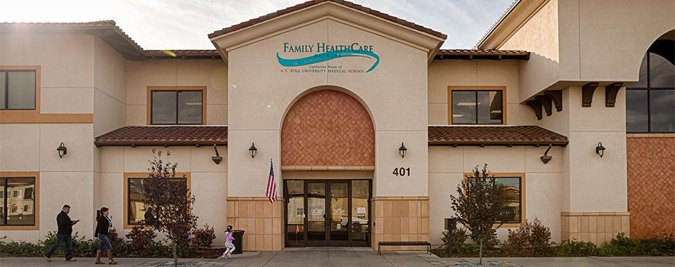 Family HealthCare Network, Visalia - School Based Health center