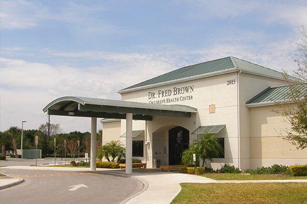 Dr. Fred Brown Children's Health Center