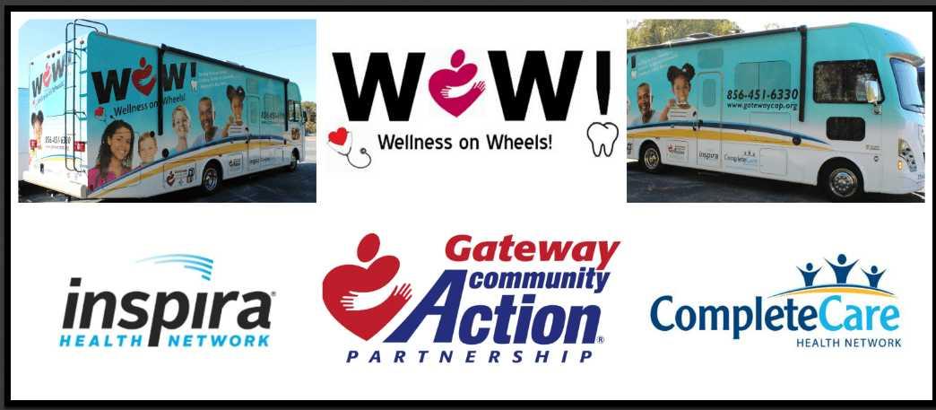 Gateway Community Action Partnership Wellness On Wheels (WOW) Mobile