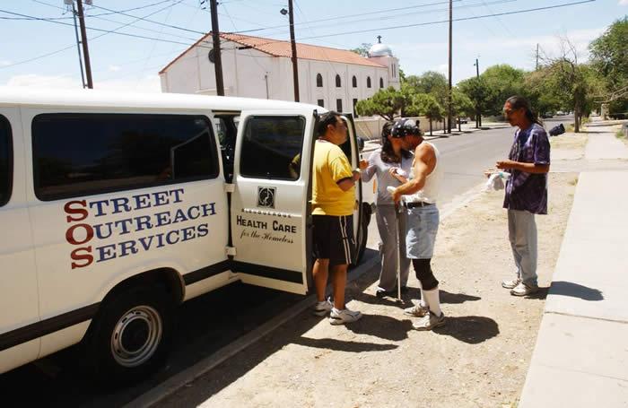 Albuquerque Health Care for The Homeless