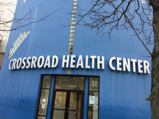 Dental-One at Crossroad Health Center