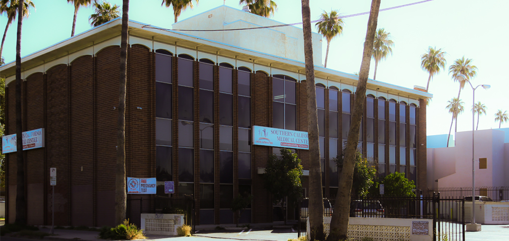 Southern California Medical Center - Van Nuys Dental Clinic