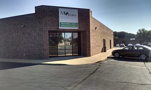 Mountain Grove Clinic - Missouri Ozarks Community Health
