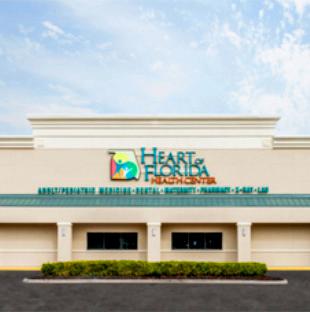 Heart of Florida Health Center - Main