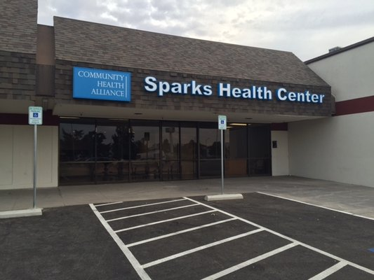 Sparks Health Center - Community Health Alliance