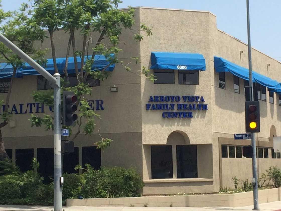Arroyo Vista Family Health Center Highland Park