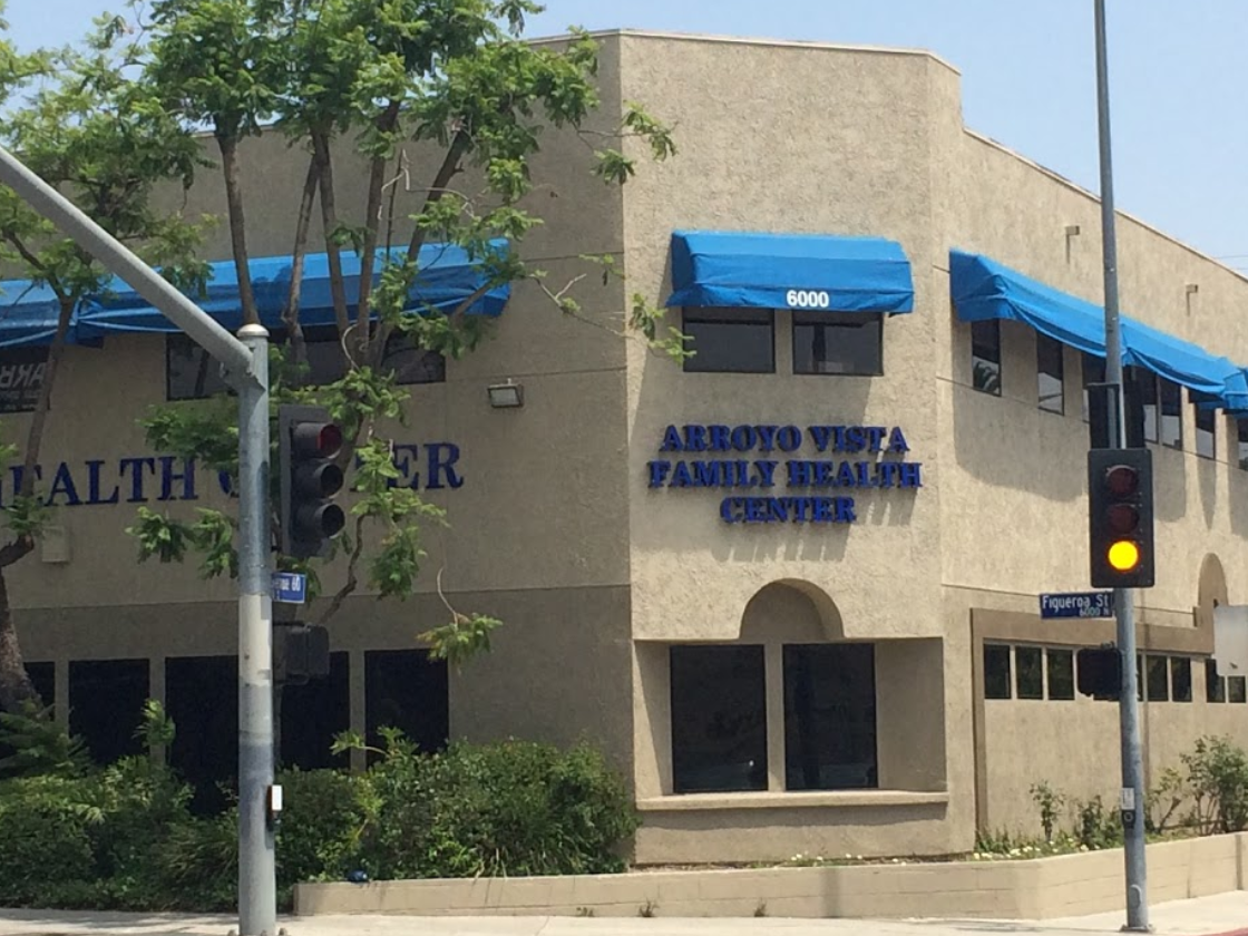 Arroyo Vista Family Health Center Highland Park