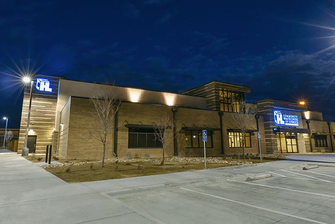 Community Health Center of Lubbock - Main Clinic