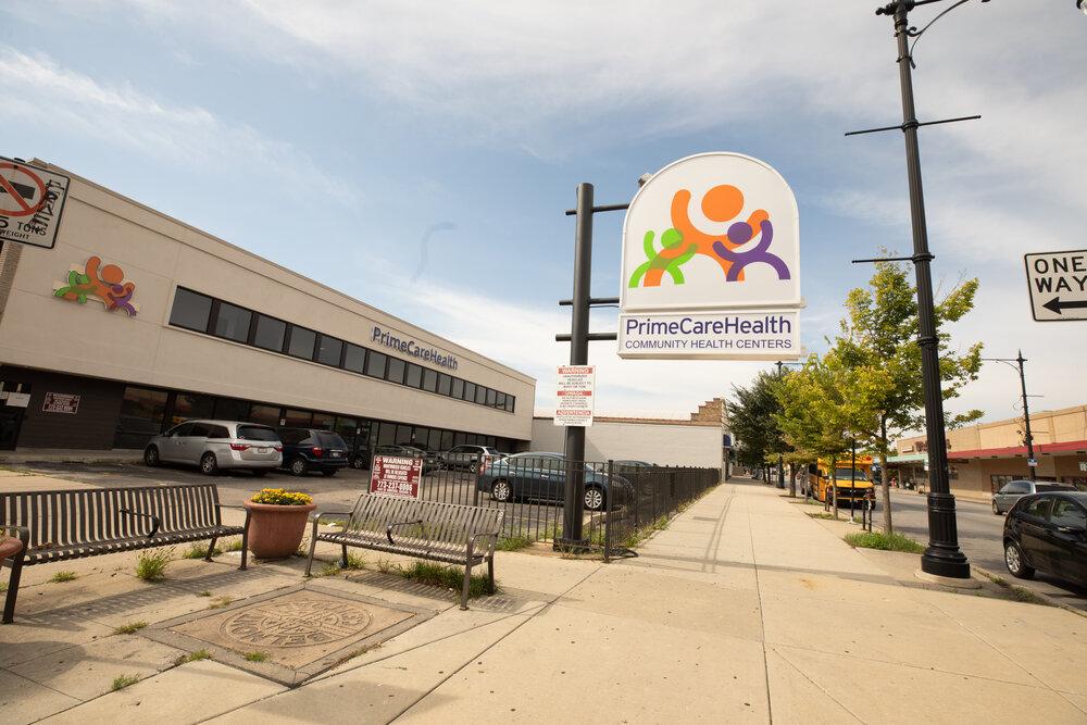 Belmont Cragin Health Center