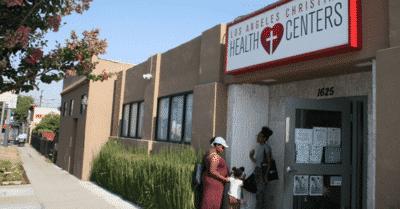 Los Angeles Christian Health Centers - Pico Aliso