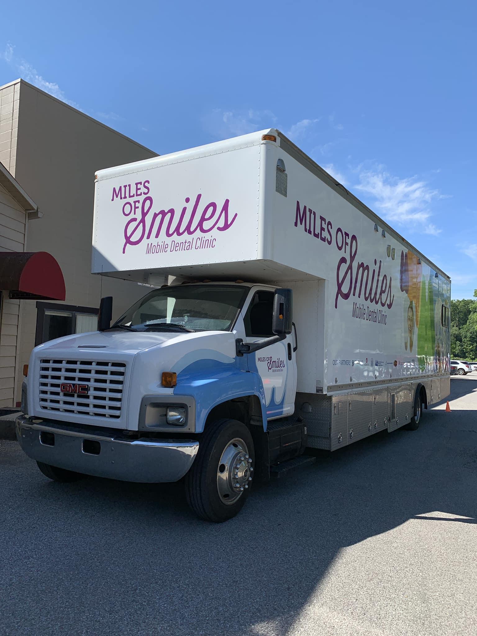 Mobile Dental Unit - Miles of Smiles