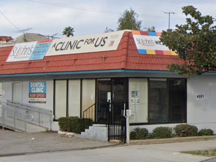 SJWCFC - Crenshaw Adult & Pediatric Clinic