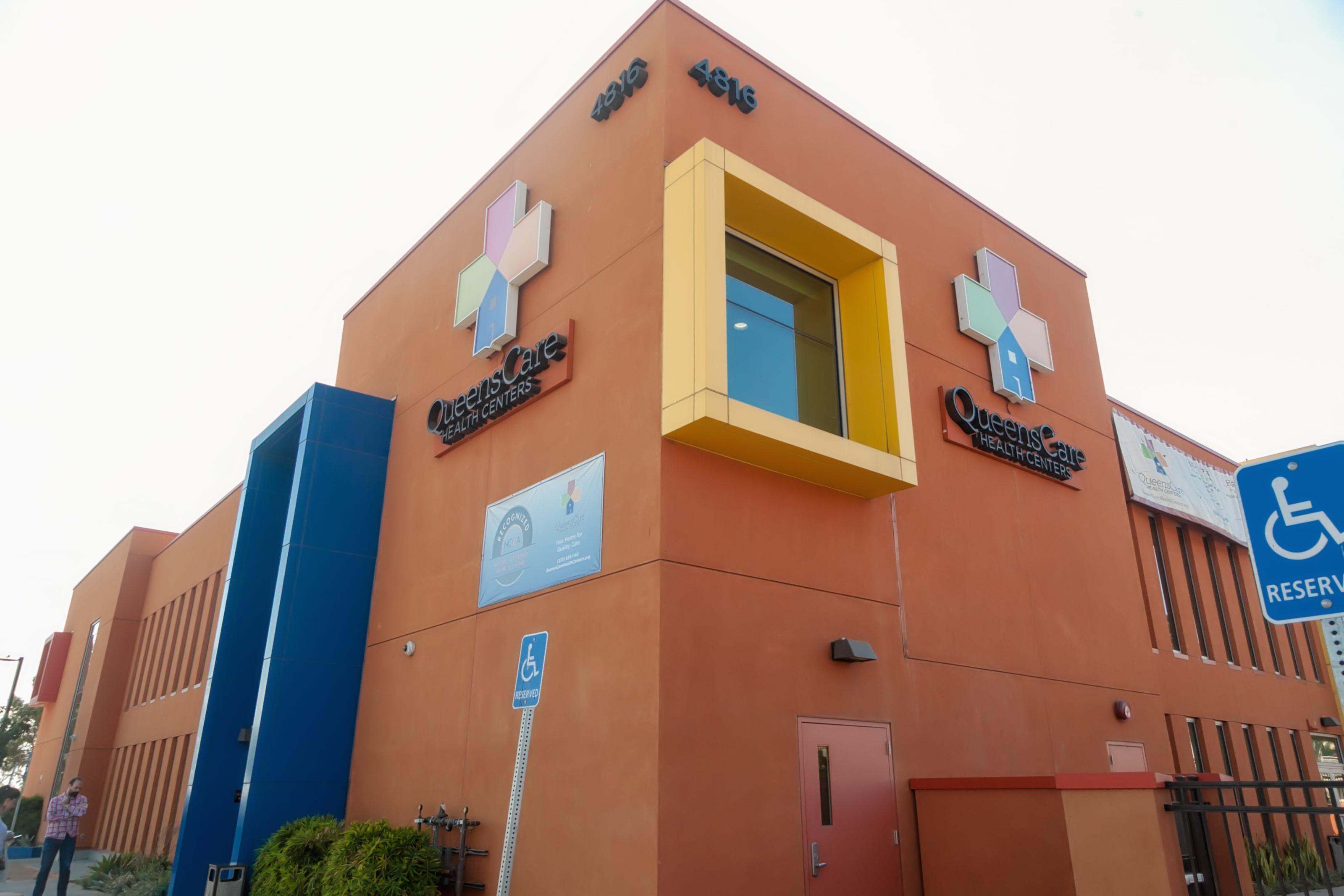 QueensCare Health Centers - 3rd Street